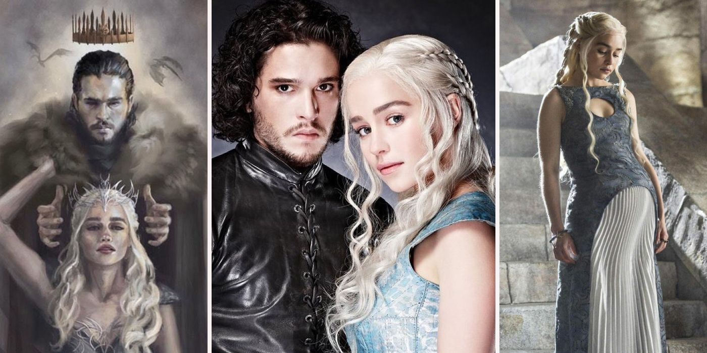 Daenerys Jon Snow Verwandt