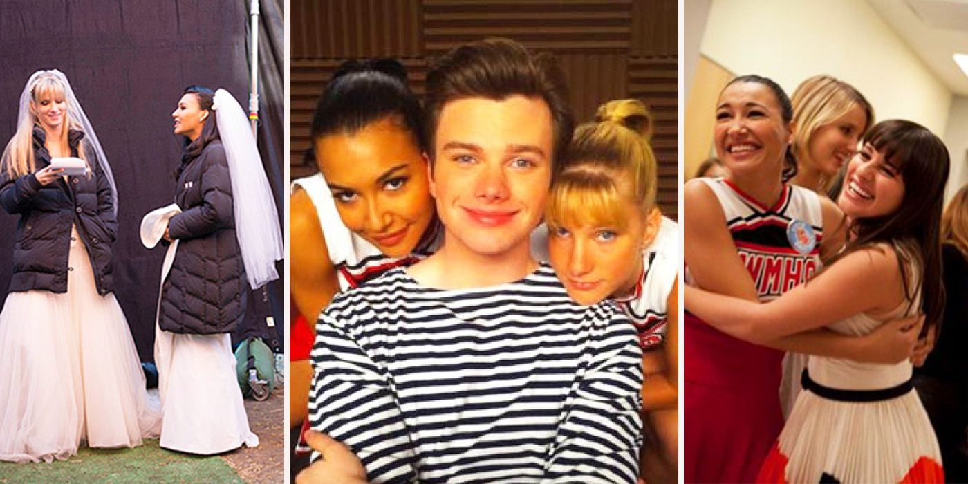 Glee cast dating in real life 2011