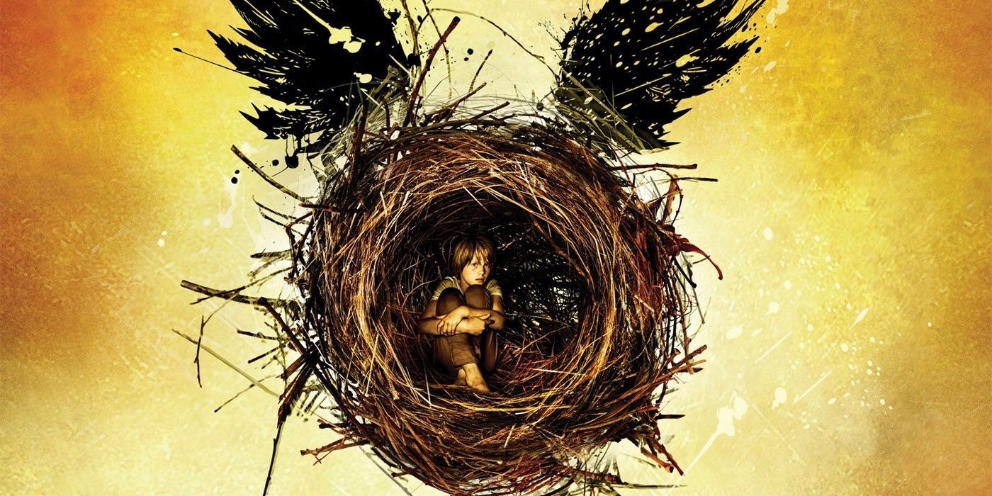 Harry Potter & the Cursed Child Gets New Logo (Like The Movies)