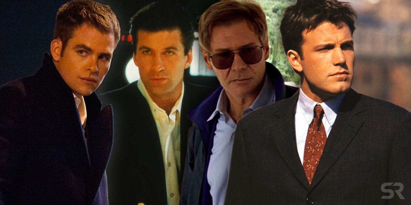 All 5 Jack Ryan Movies Ranked From Worst To Best | Screen Rant