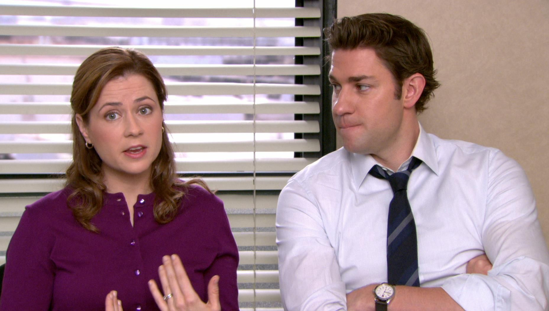 Apr 2013. Are you telling me you didnt reach for a Kleenex when Jim finally asked Pam out on a date?