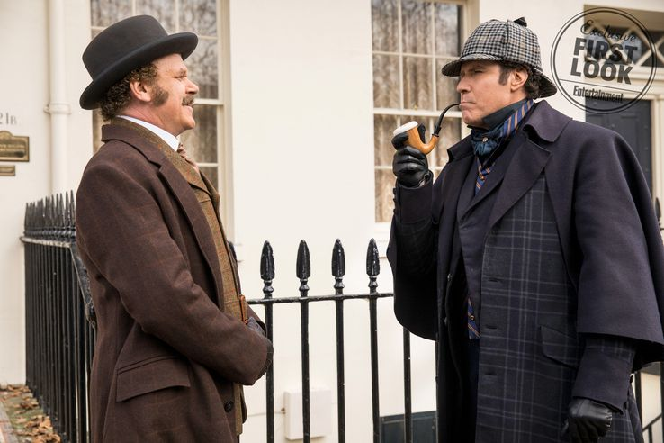 Holmes & Watson John-C.-Reilly-and-Will-Ferrell-in-Holmes-and-Watson