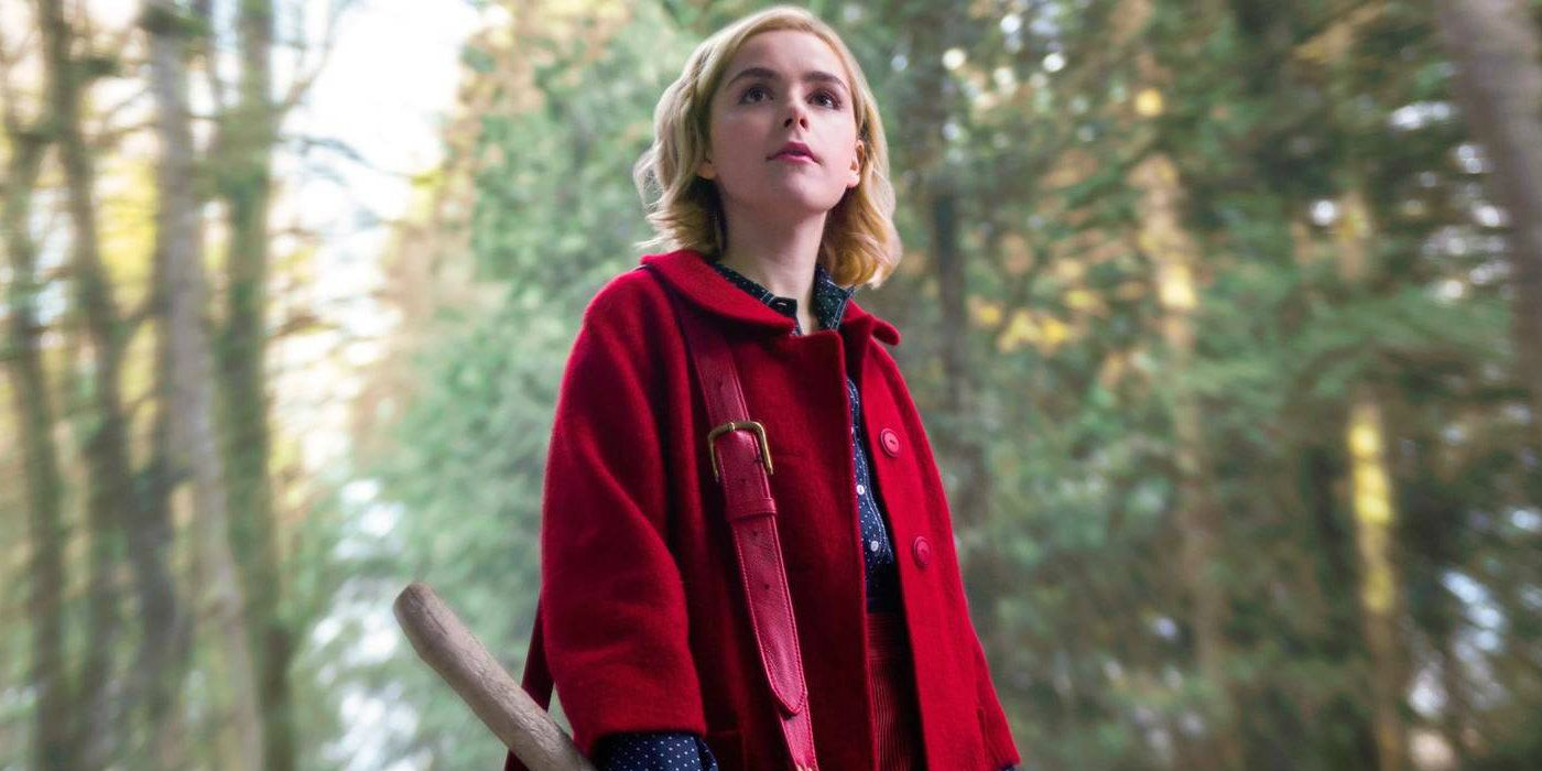 Chilling Adventures Of Sabrina Episode Will Reference The