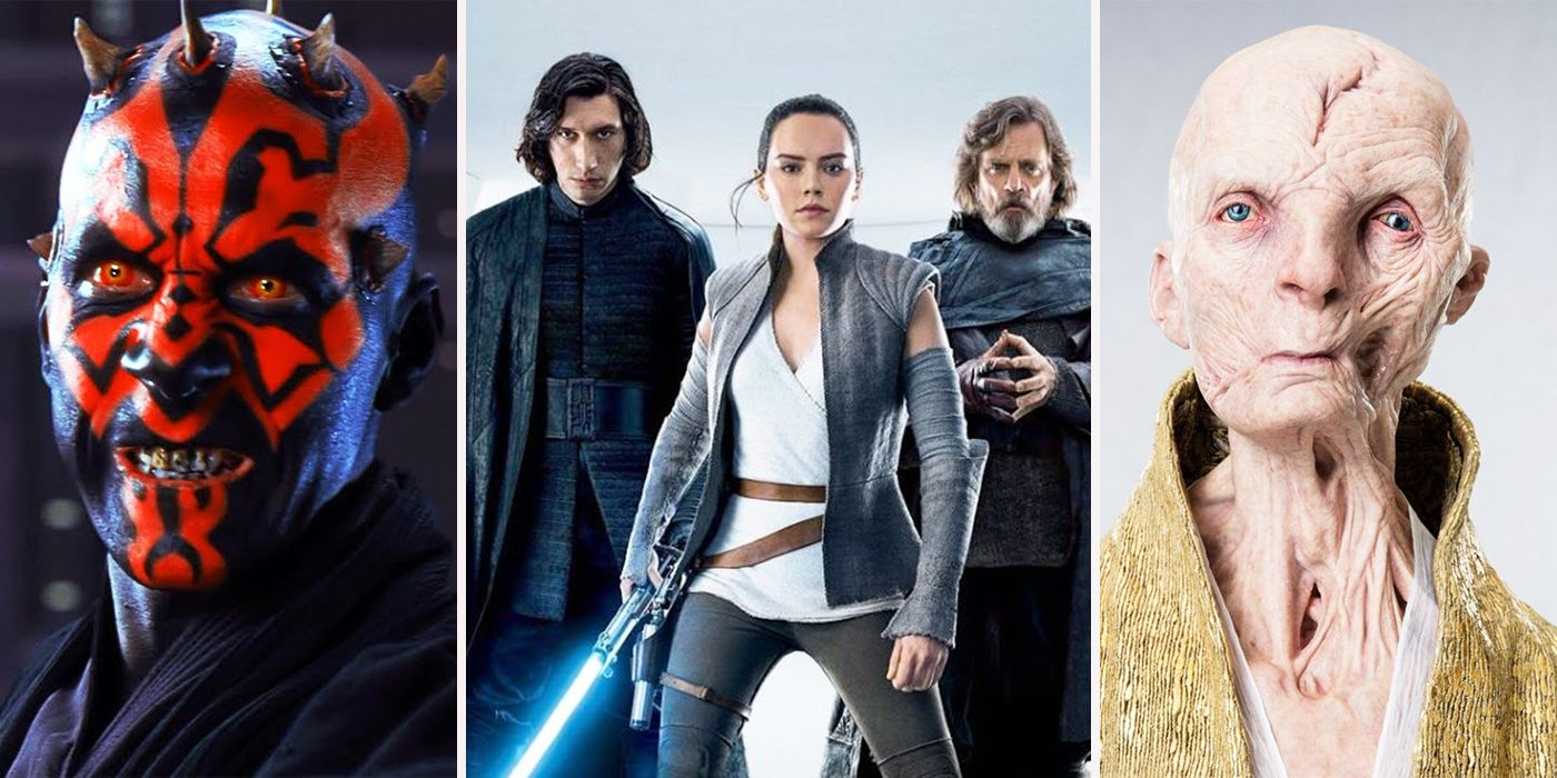 Star Wars: 15 Characters Stronger Than Kylo Ren (And 5 Weaker)