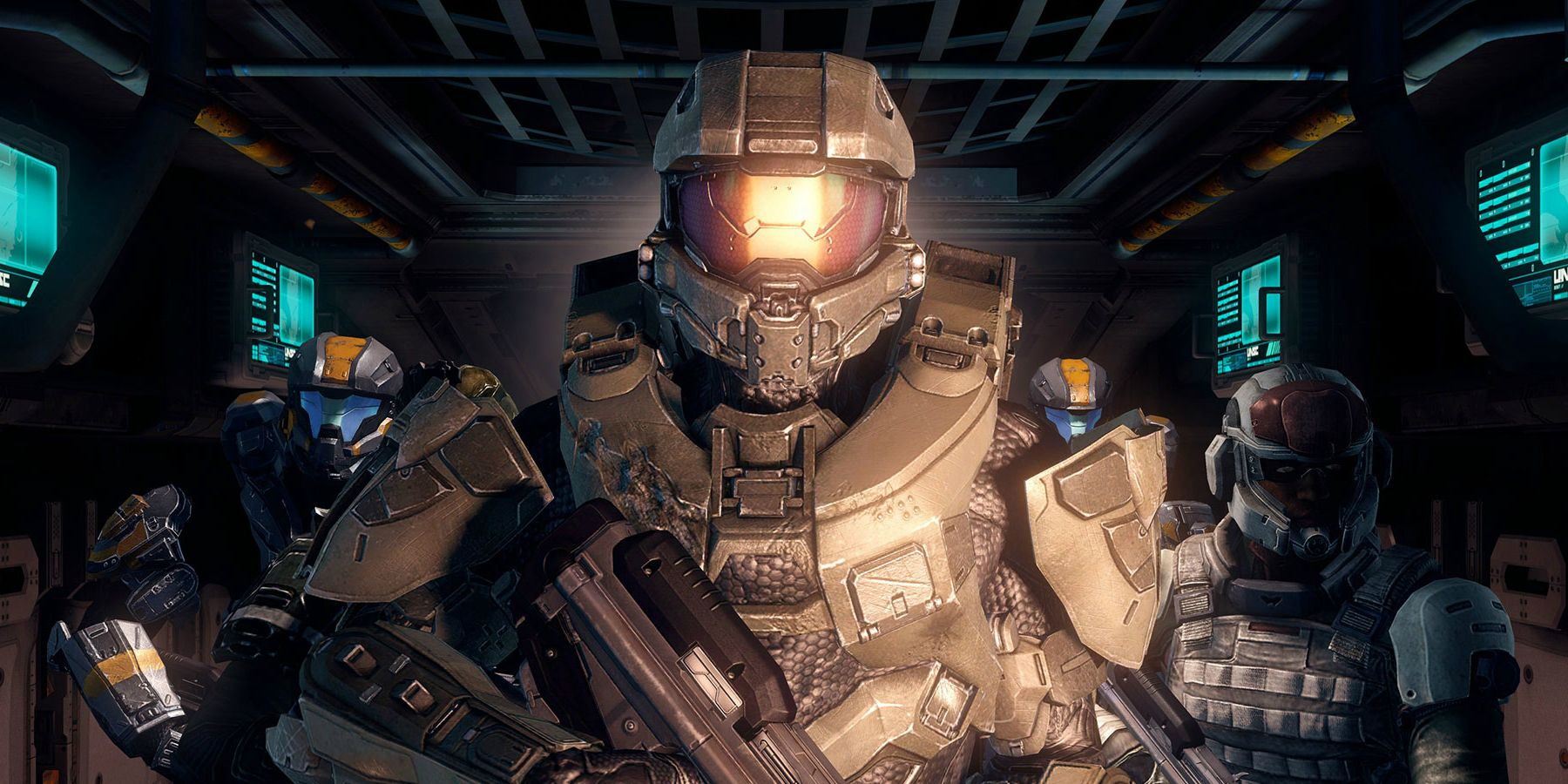 Halo Infinite Has 4 Player Splitscreen Reach Style