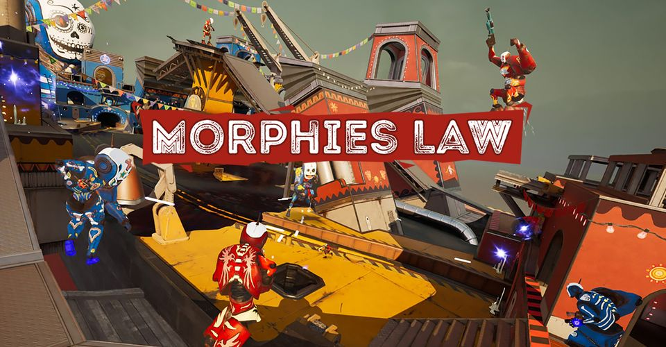 Morphies Law Review Not So Mighty Morphin Screen Rant To explain, if you get shot in the head, your head shrinks, making hitting it a more difficult challenge for your opponents. morphies law review not so mighty