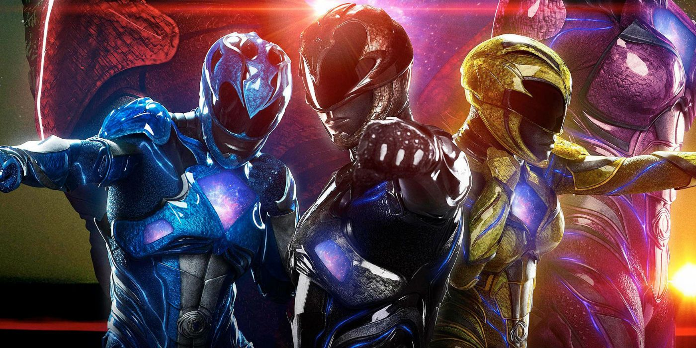 How A Power Rangers Sequel Could Save The Franchise Screenrant
