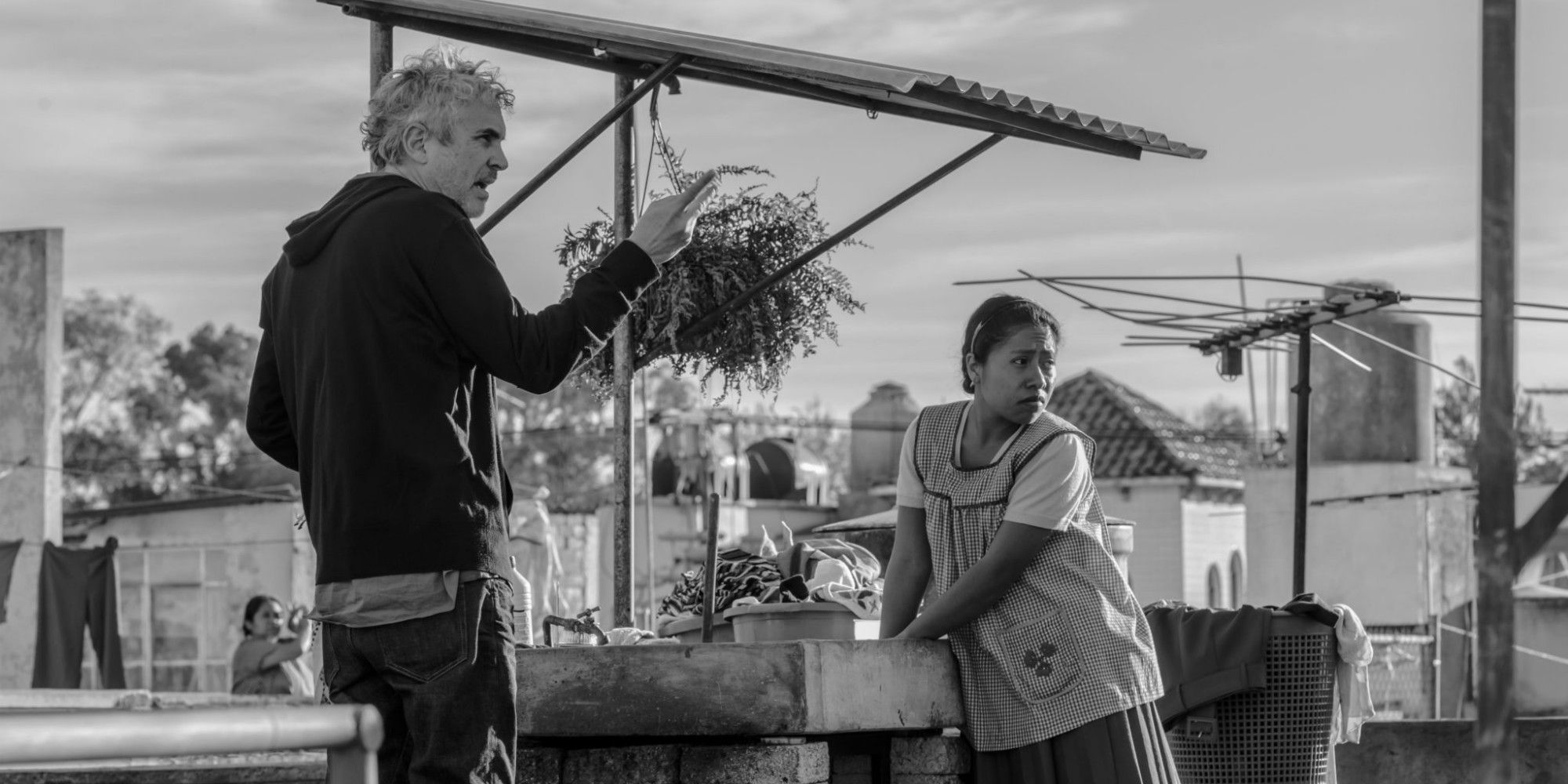 TV and Movie News Roma Trailer Teases Gravity Director Alfonso