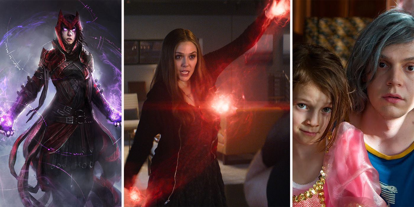 20 Weird Details About Scarlet Witch's Body | ScreenRant