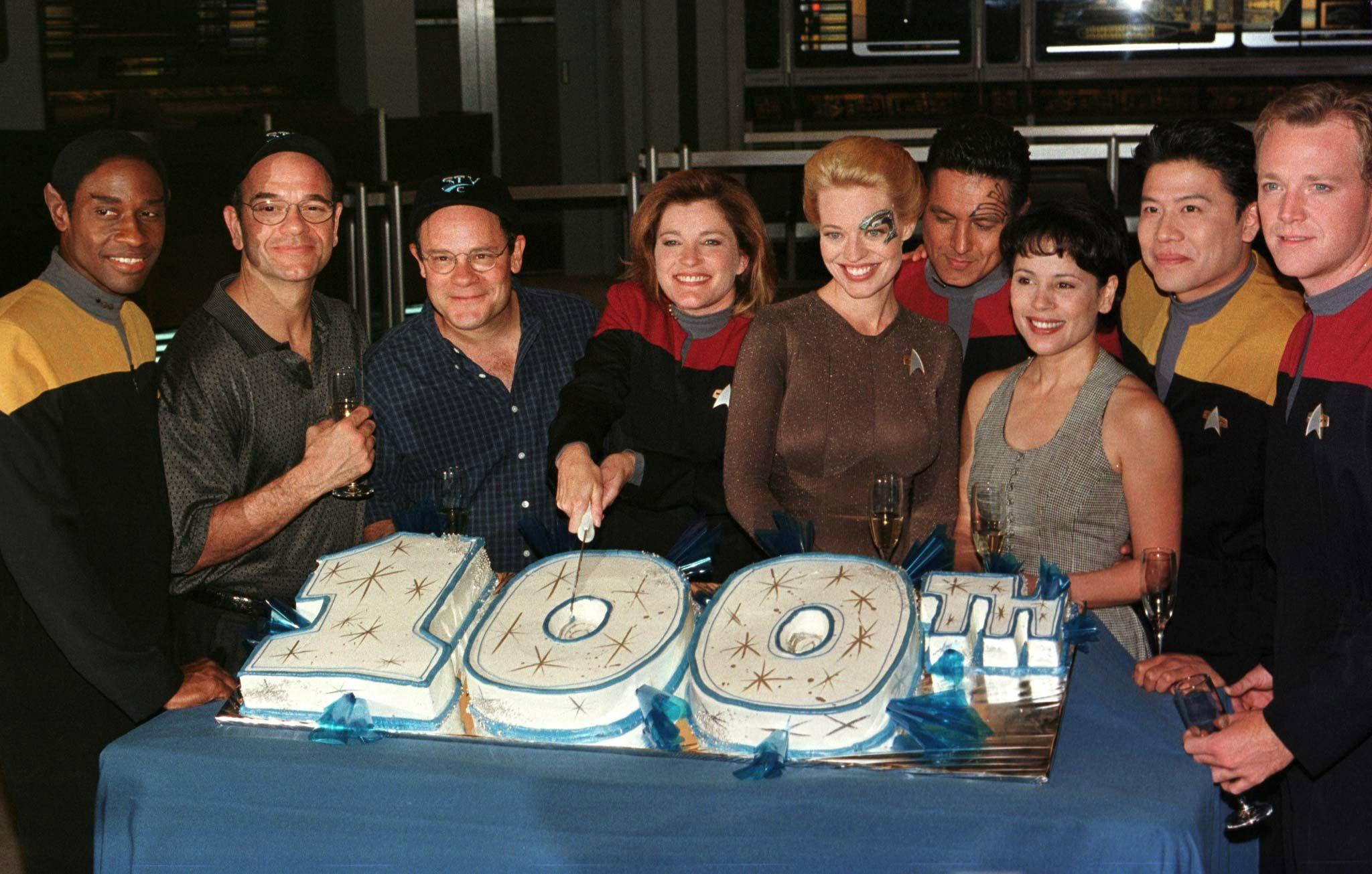 Star Trek Voyager Besetzung