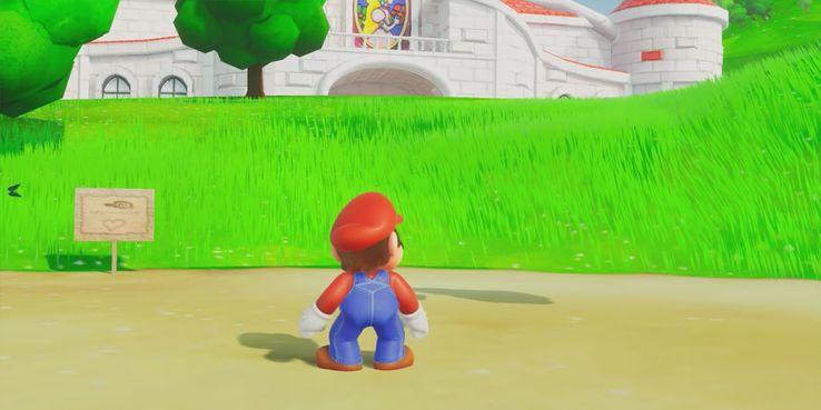 Super Mario 64 Gets Stunning Unreal Engine 4 Remake | Screen
