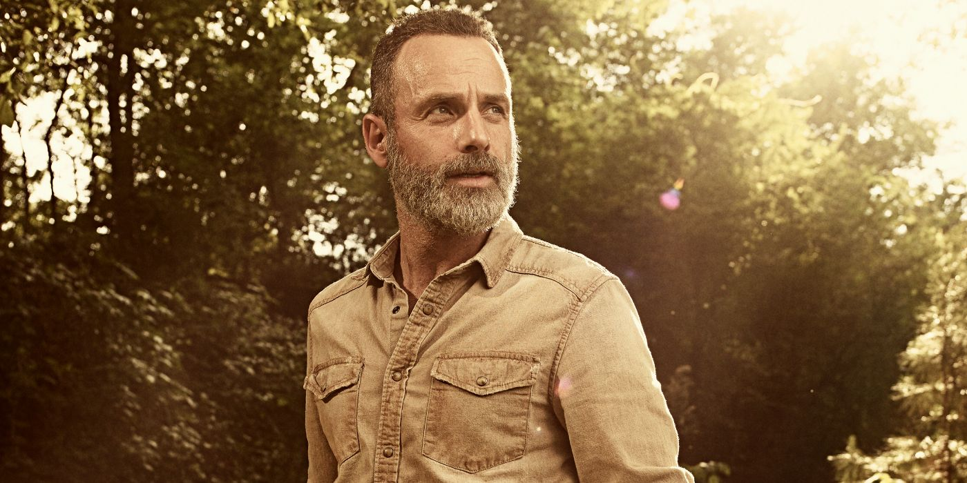 A Big Reason Andrew Lincoln Is Leaving The Walking Dead, According To One Star