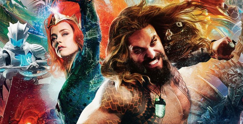 What Are The Songs in The Aquaman Movie? | ScreenRant