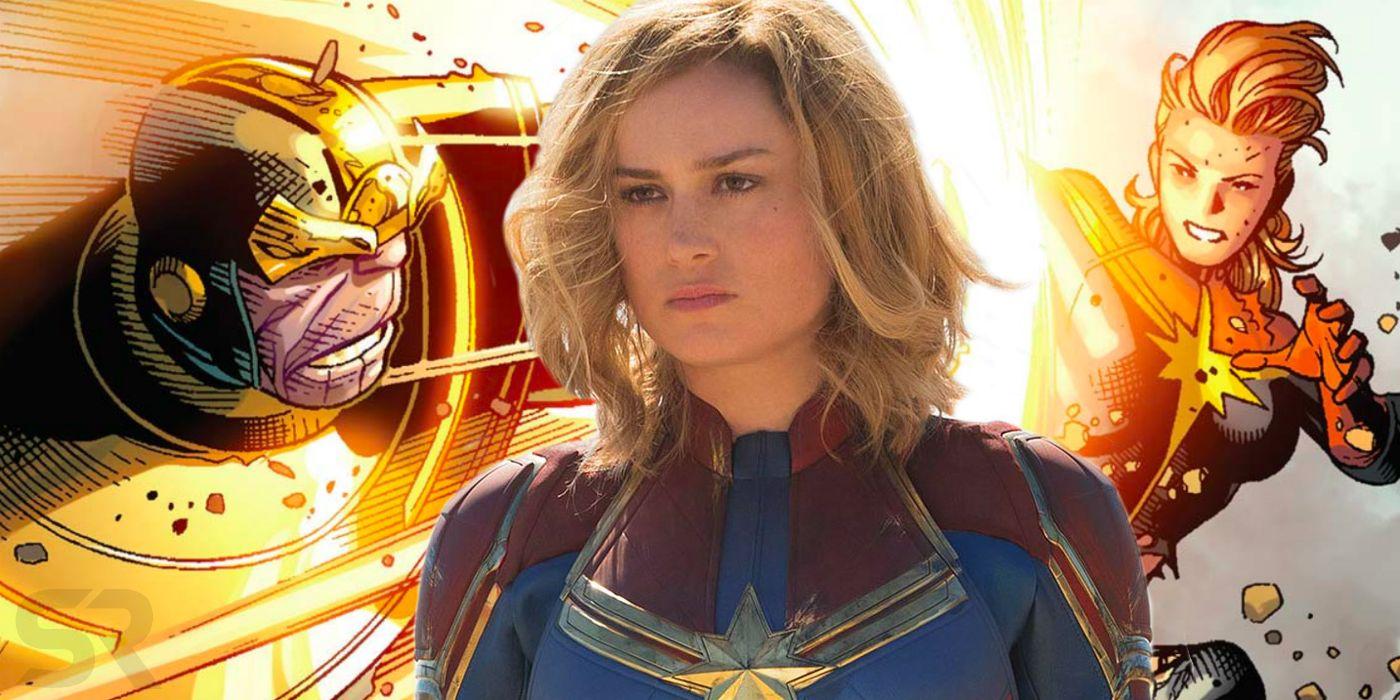 avengers 4: captain marvel will change the balance of power