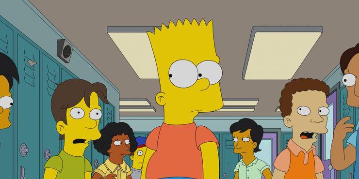 Quantos anos os Simpsons teriam na vida real? 3