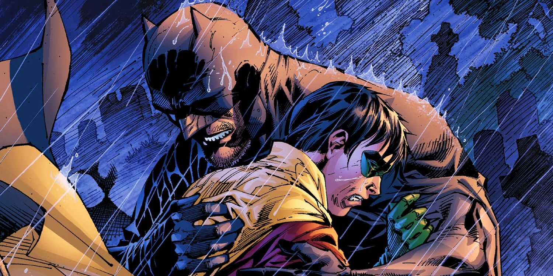 Did Batman Just Watch Another [SPOILER] Die? | Screen Rant