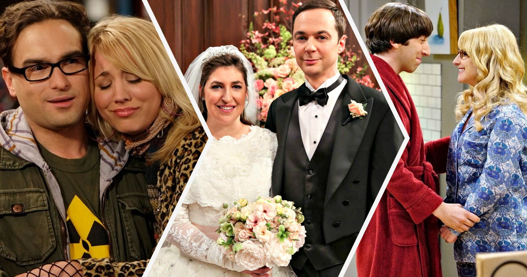 The off-screen relationships of The Big Bang Theory cast