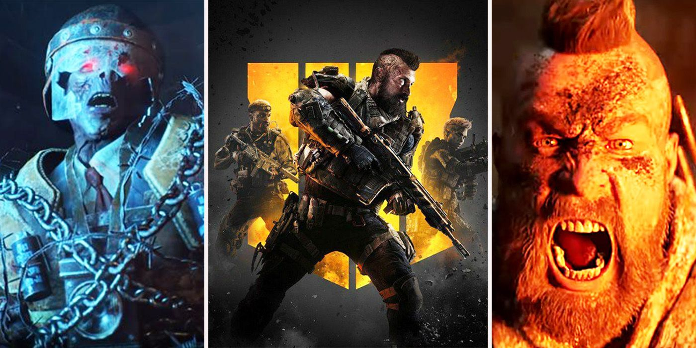 Call Of Duty: 10 Rumors About Black Ops 4 Confirmed To Be True (And