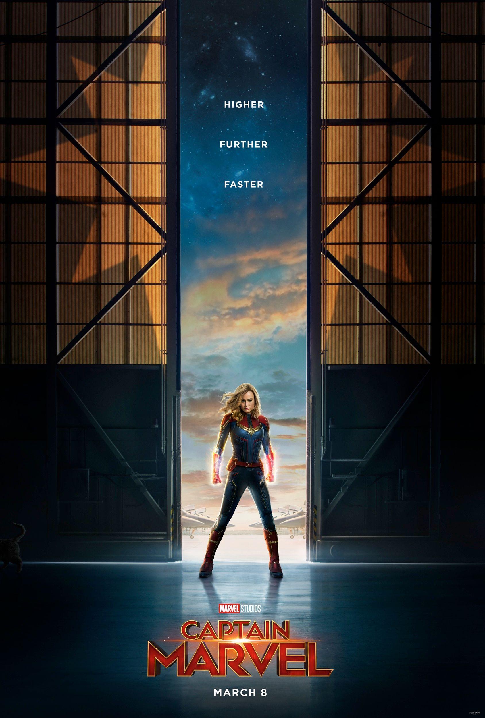 Captain Marvel 2019 Screenrant
