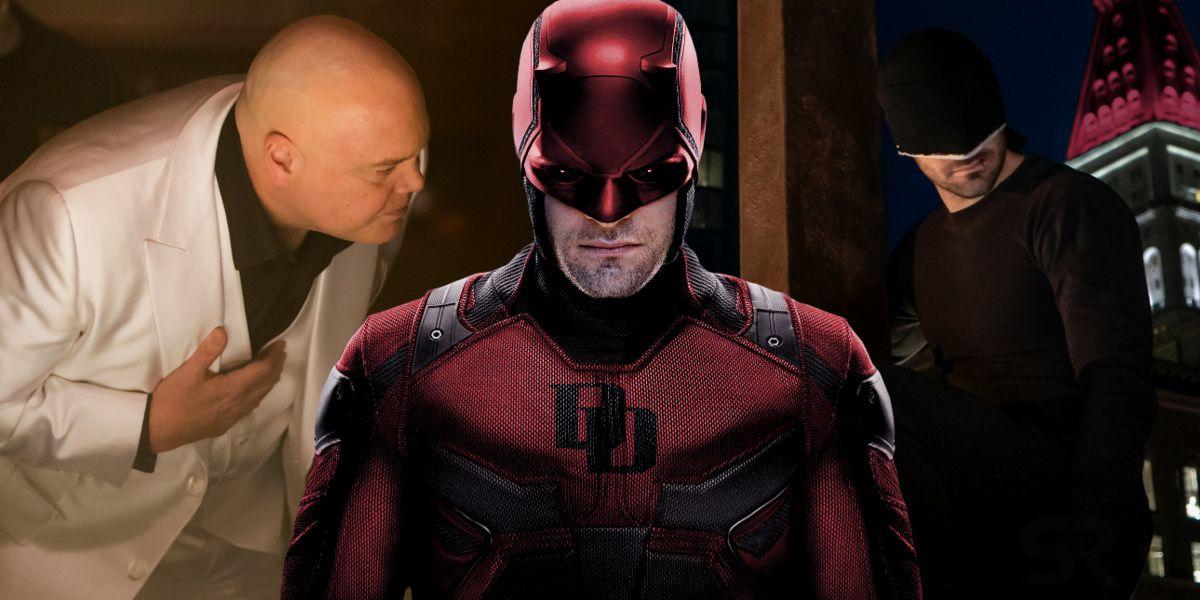 Daredevil Season 3 Set...