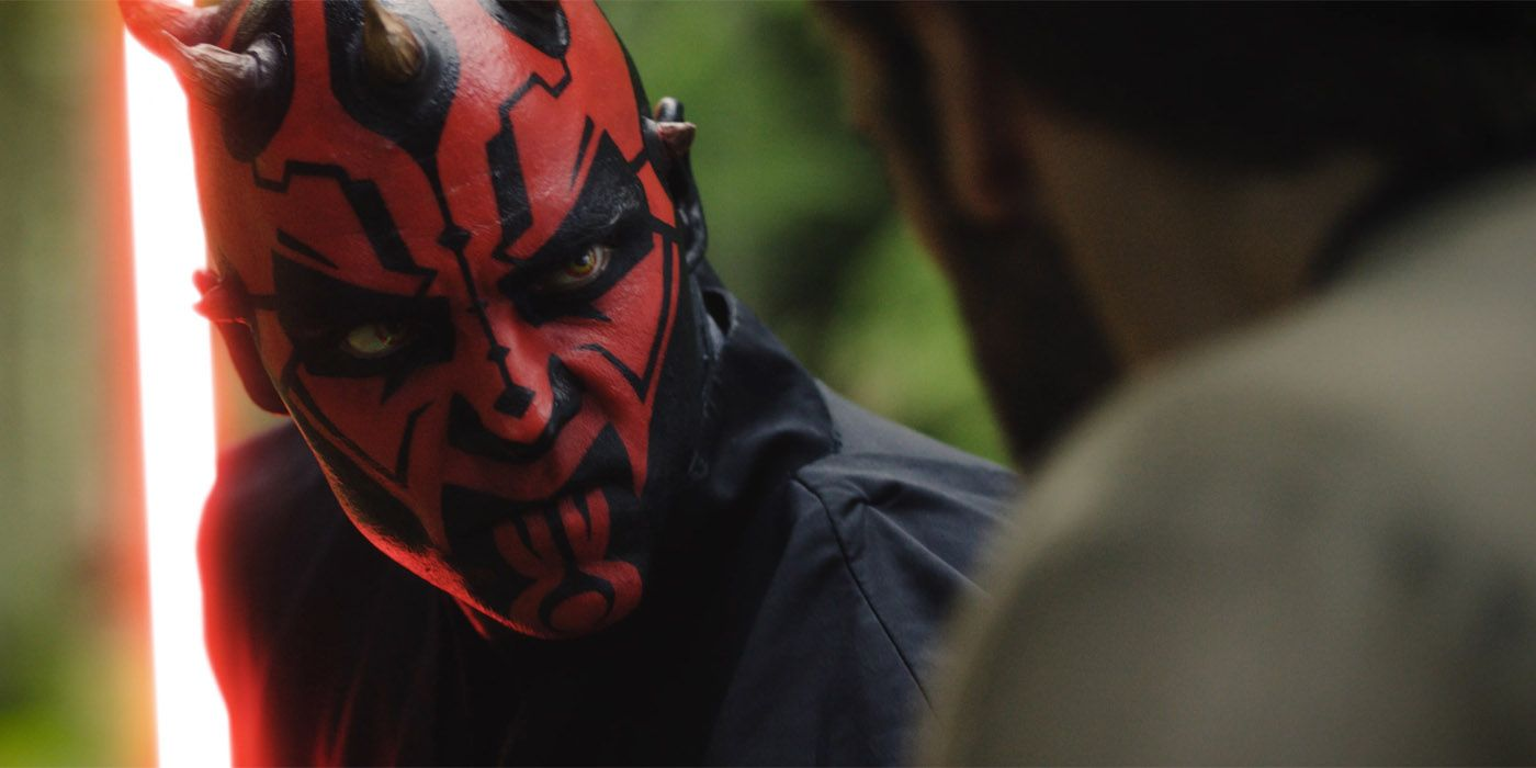 Solo: A Star Wars Story - See Ray Park's Full Darth Maul Look