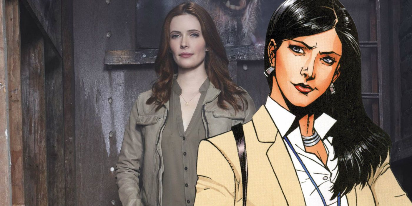 arrowverse 2018 crossover casts its lois lane screenrant