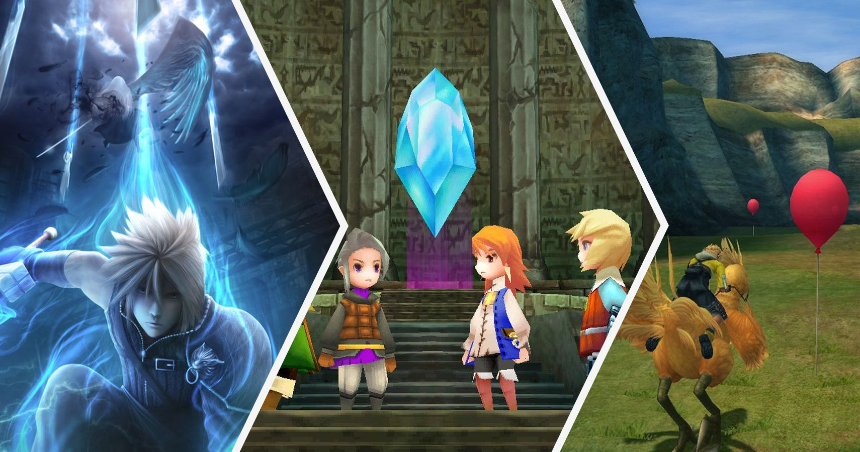 20 Rare Hidden Items In Final Fantasy (And How To Find Them)
