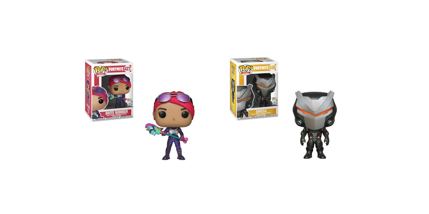 Fortnite Funko Pop Games Line Releases This November
