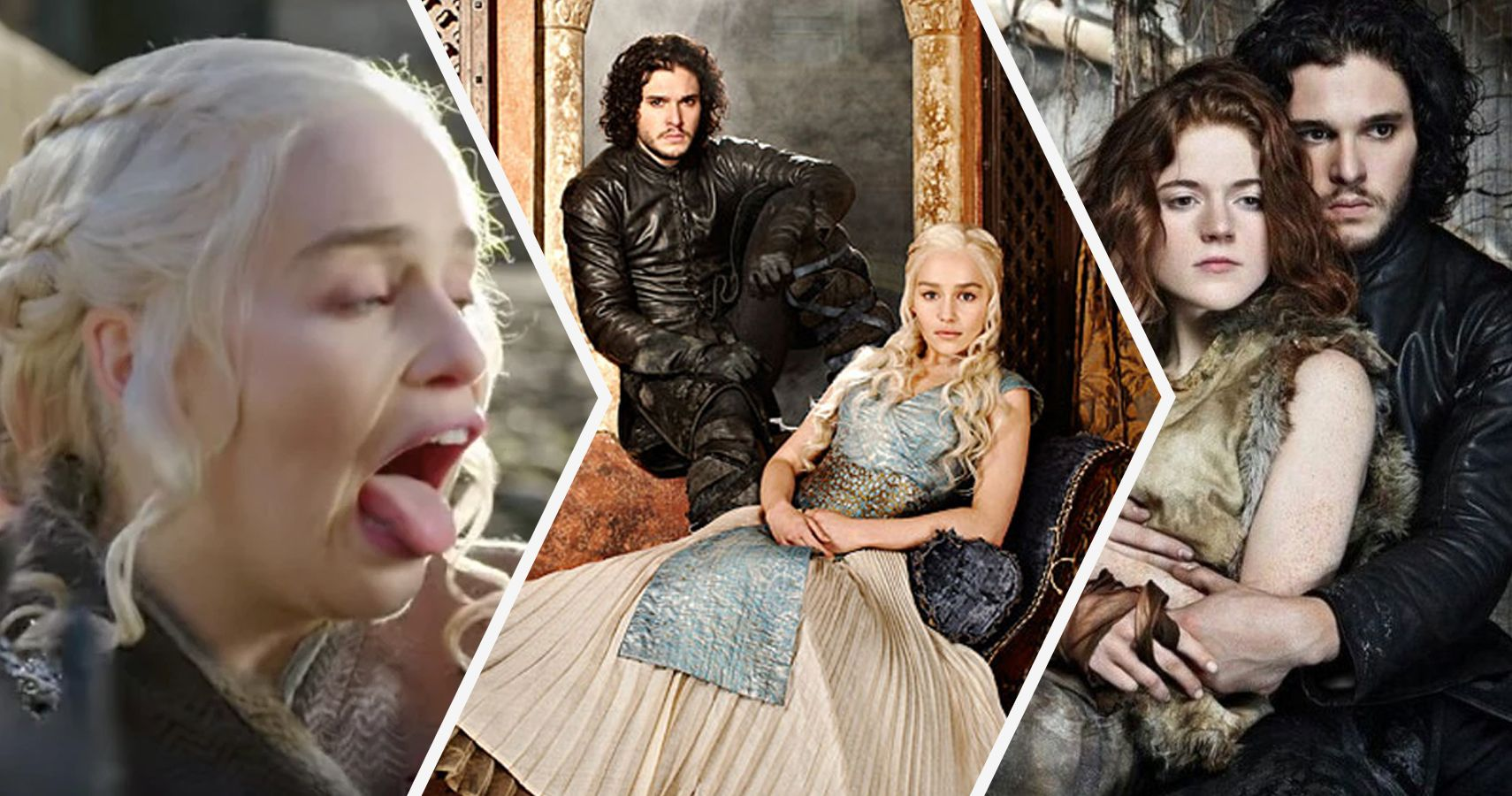 game of thrones 25 things that make no sense about jon snow and daenerys 39 relationship. Black Bedroom Furniture Sets. Home Design Ideas