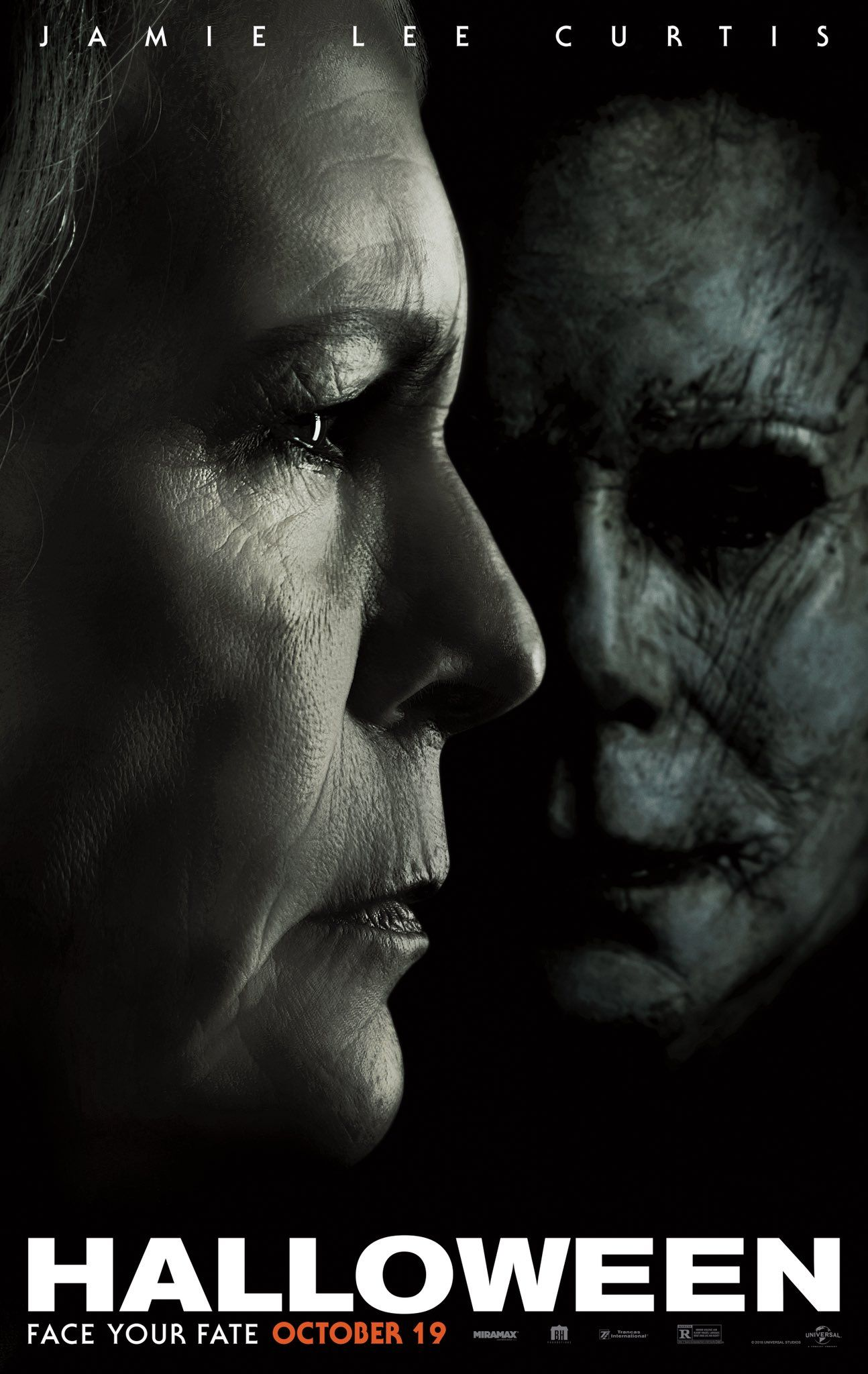 Halloween 2018 Fan Poster.Nft Official Halloween 2018 Poster Big Blue Interactive