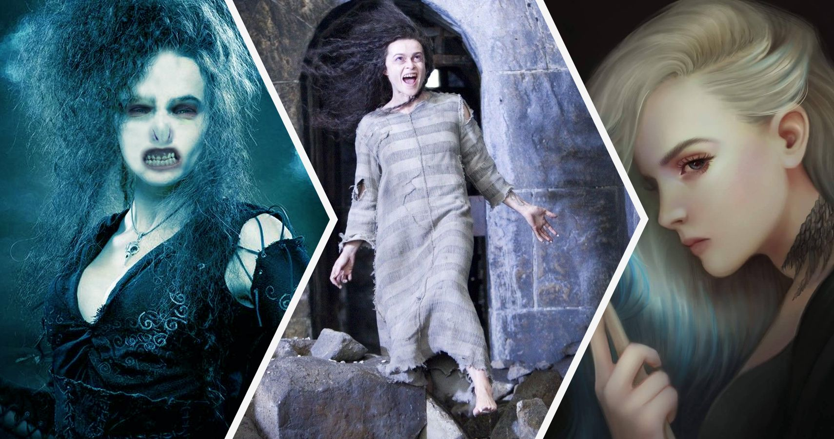 Harry Potter: 20 Strangest Things About Bellatrix Lestrange's Body