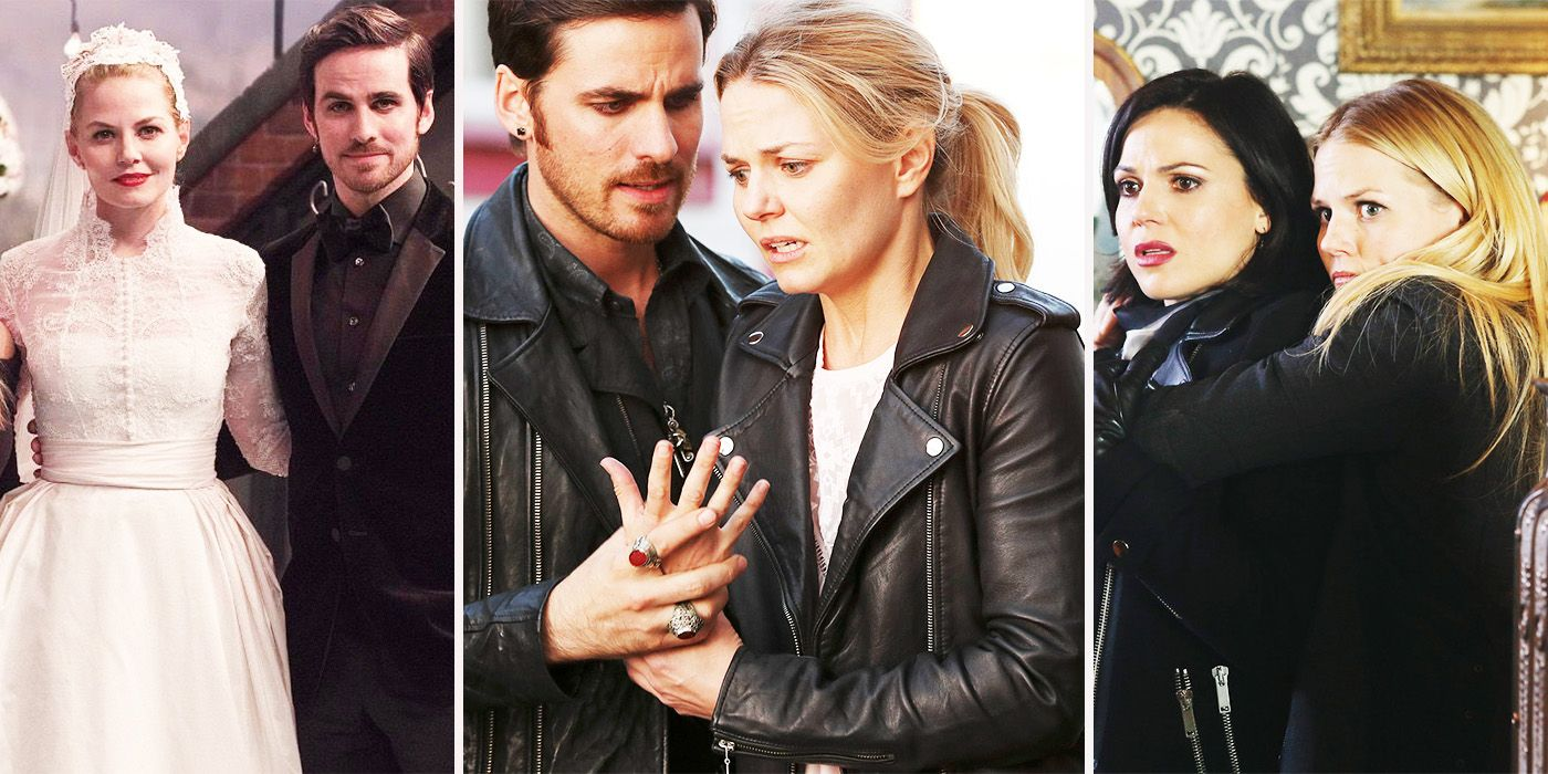 Once Upon A Time  20 Things That Make No Sense About Emma And Hook s  Relationship 22dde92f17