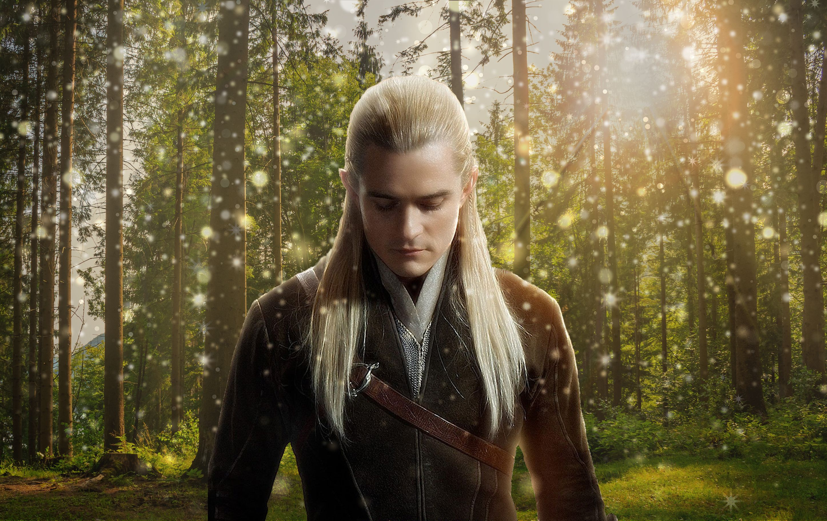 Lord Of The Rings: 20 Weirdest Things About Legolas' Body