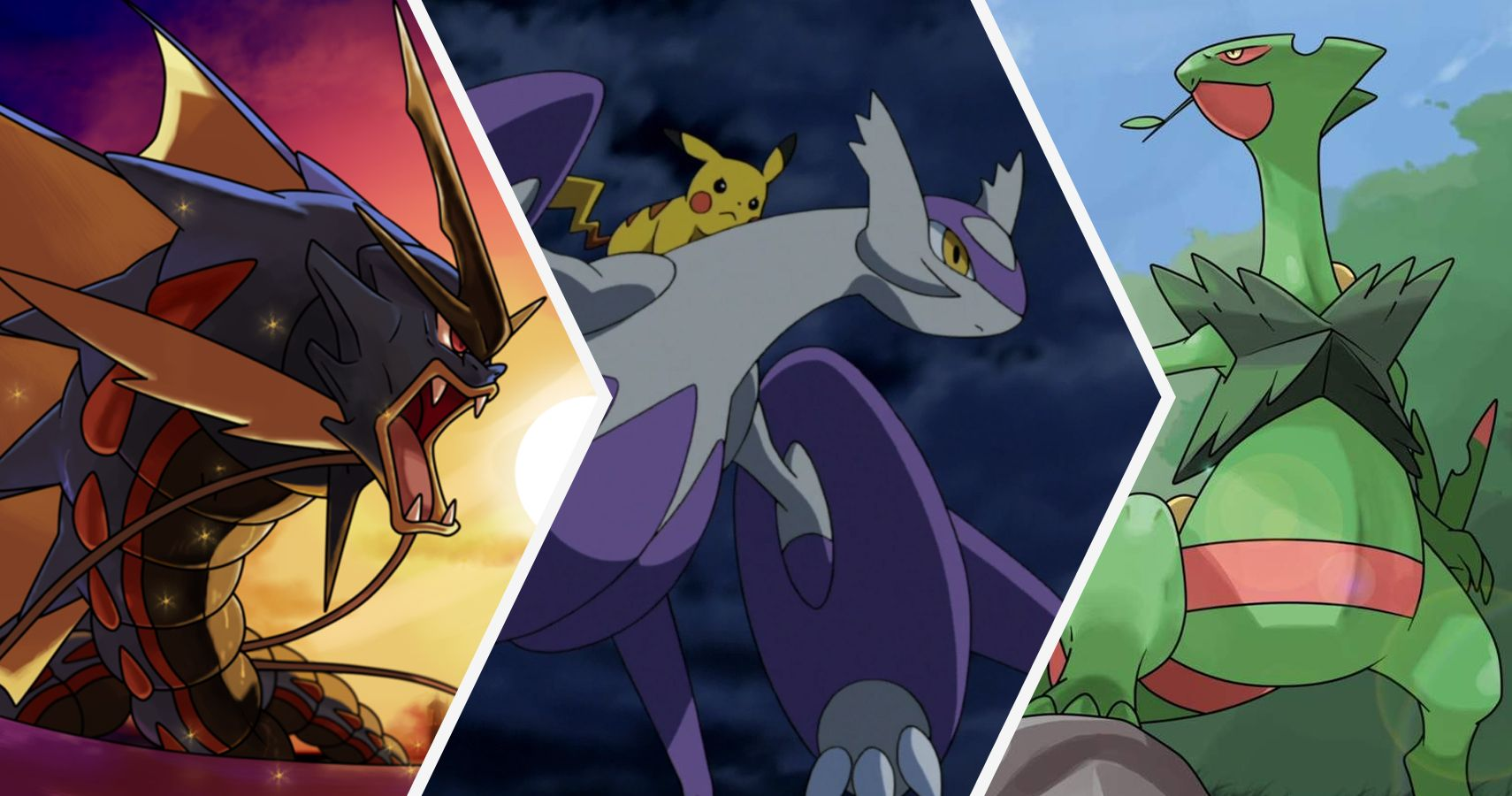 Pokémon 20 Mega Evolutions Everyone Uses That Are Actually Useless