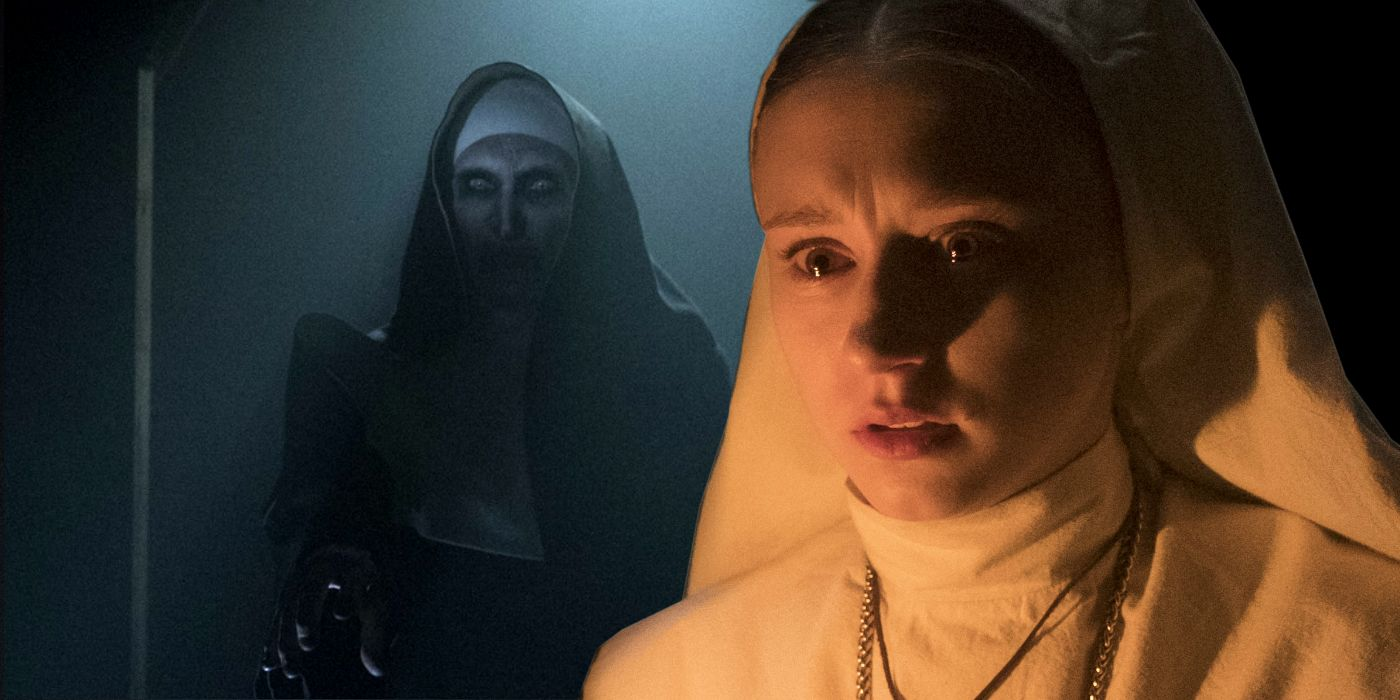 The Nun Movie Ending Explained How It Connects To The Conjuring