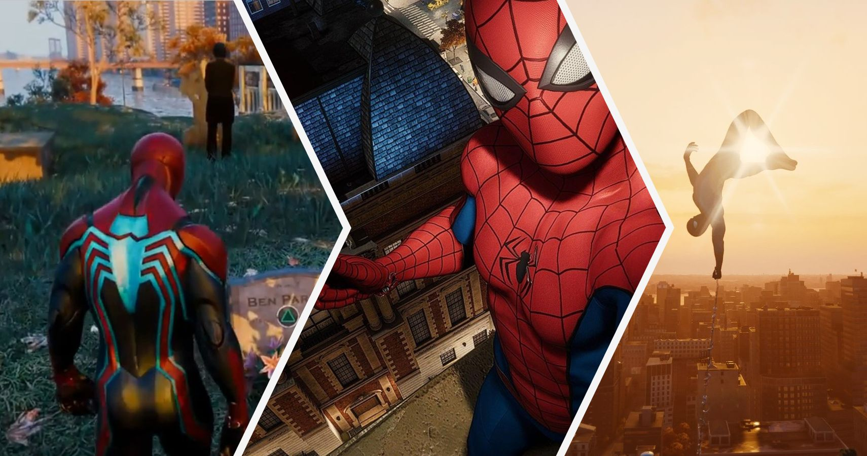 20 Hidden Areas Only Experts Found In Spider-Man PS4 | ScreenRant