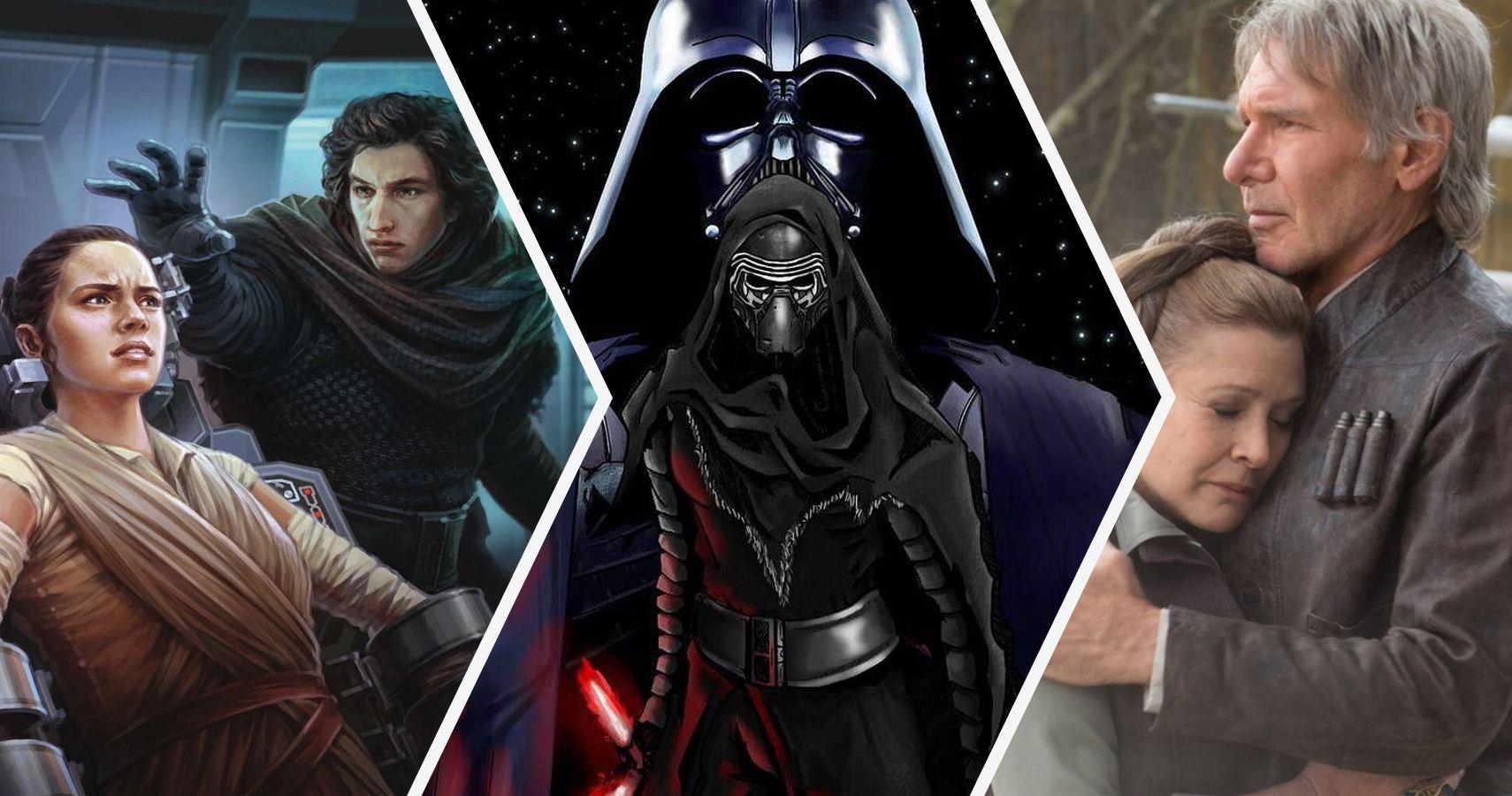 Star Wars Characters & Moral Alignments   Screen Rant