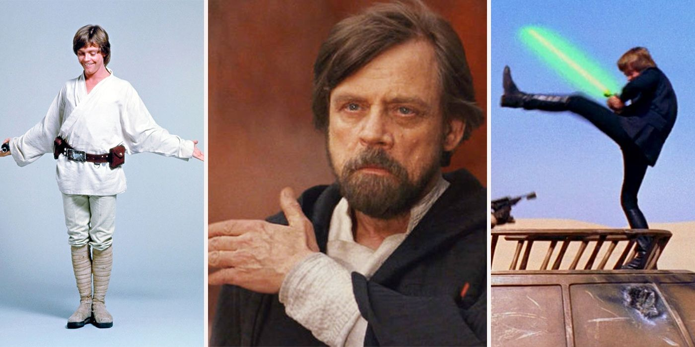 Star Wars: 20 Things Wrong With Luke Skywalker That We All Choose To