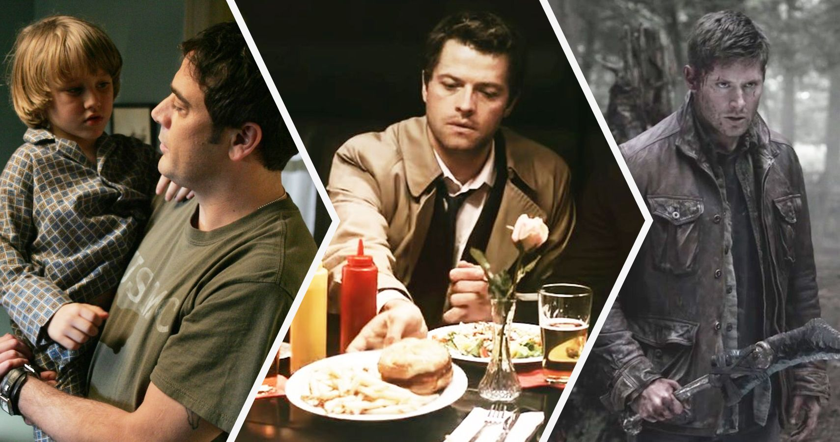 Supernatural 20 Mistakes Fans Completely Missed   ScreenRant
