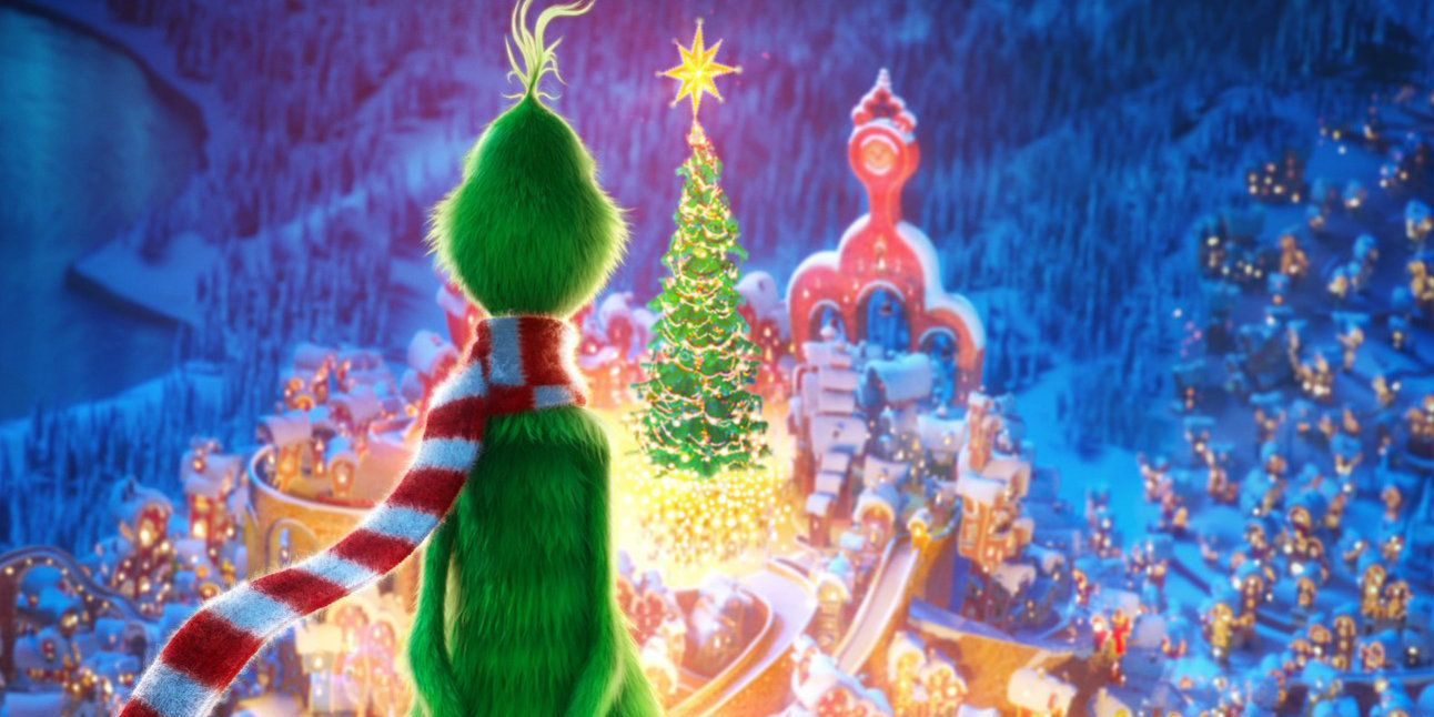 how to draw the grinch stealing the tree
