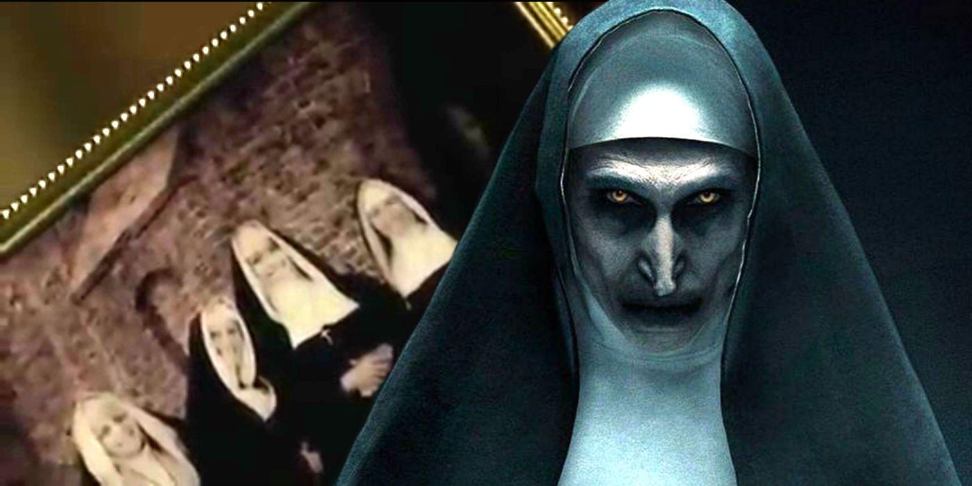 nun movie fails to explain annabelle connection screenrant