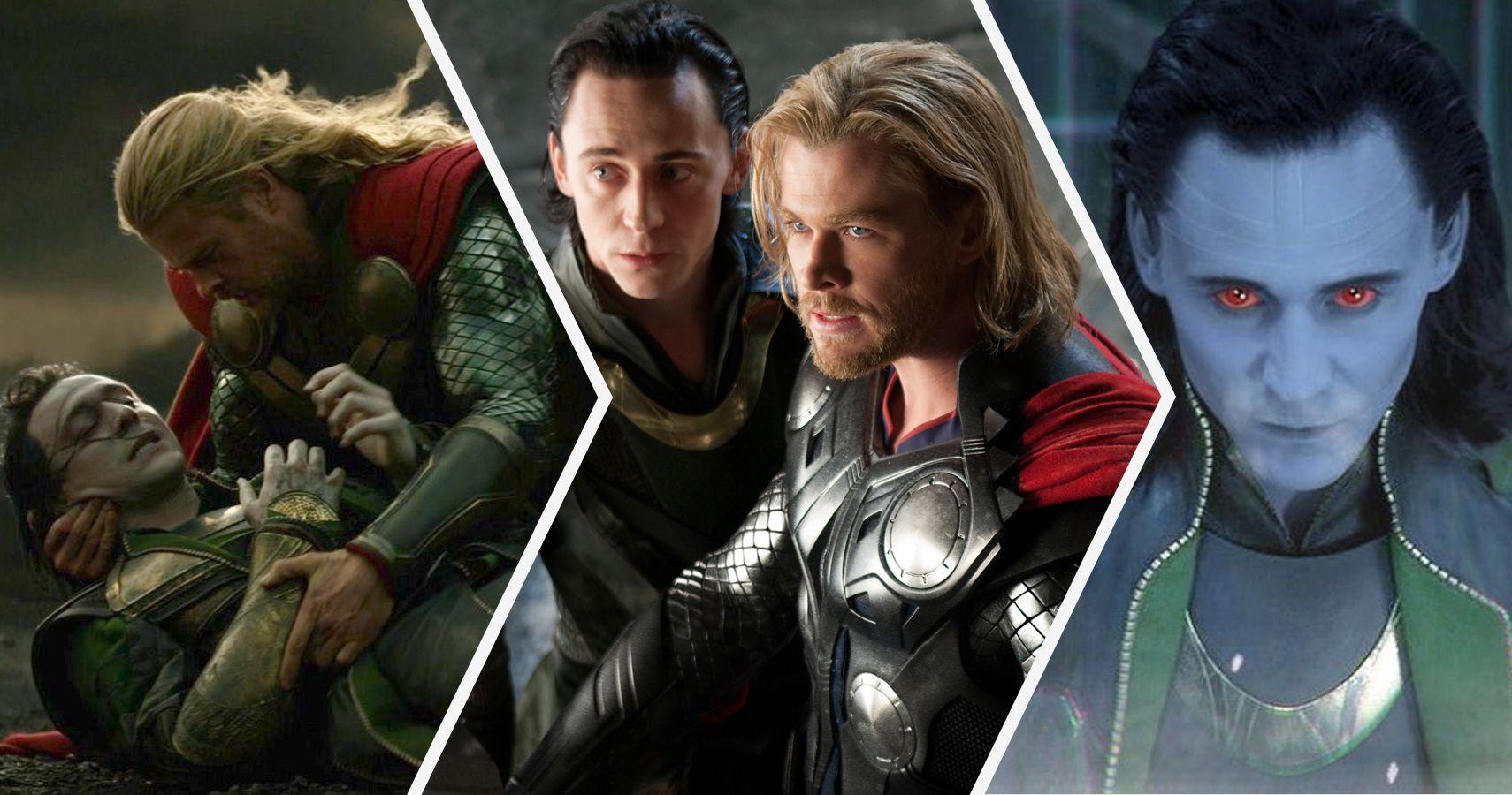 20 Things About Thor And Loki's Relationship That Make No Sense