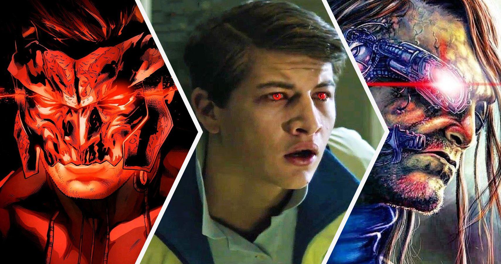 X-Men: 20 Strange Things About Cyclops' Body  ScreenRant