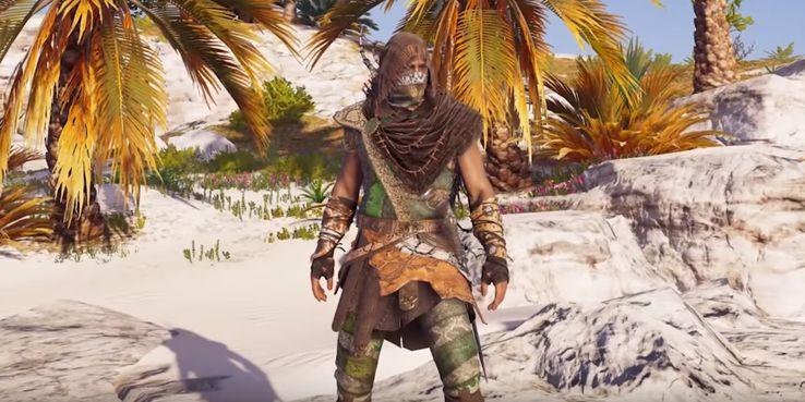 Assassin's Creed Odyssey: Legendary Armor Locations