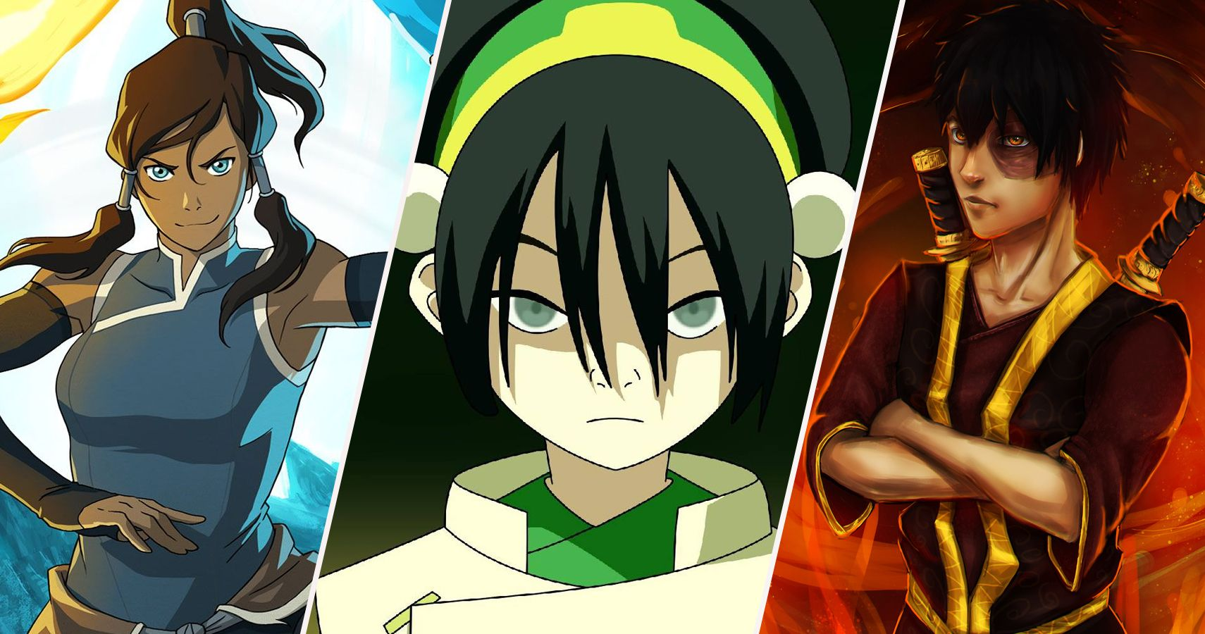 Avatar: The Last Airbender Timeline Explained (Including