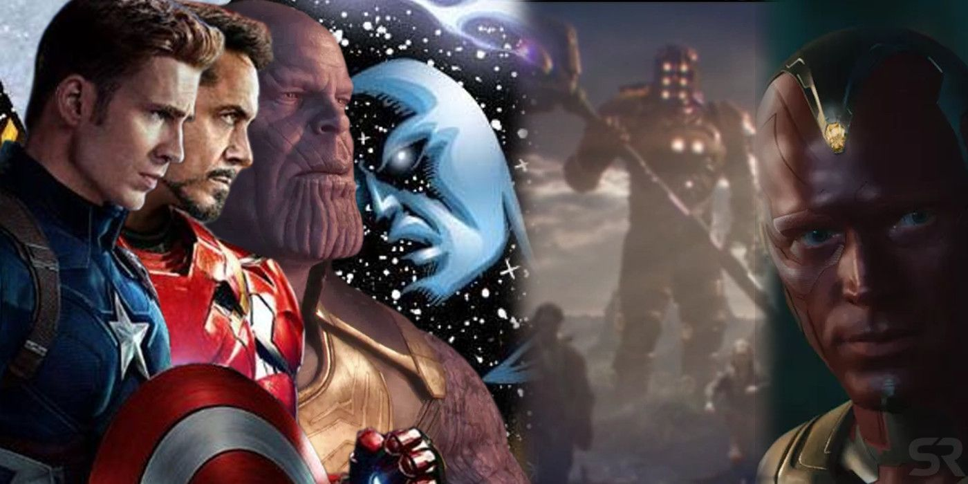 avengers 4 villains to replace thanos | screenrant