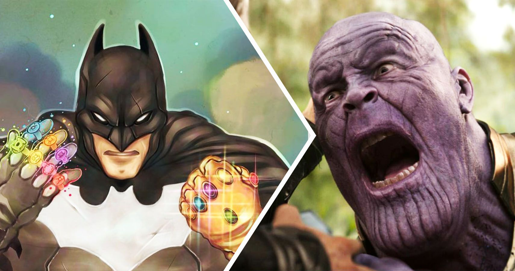 20 DC Characters Who Could Defeat Thanos In Seconds (And 5 He Would