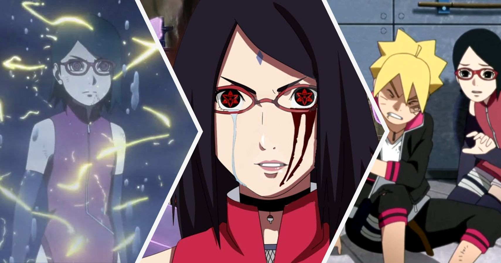 22 Things Sarada Can Do That Boruto Can T Screenrant