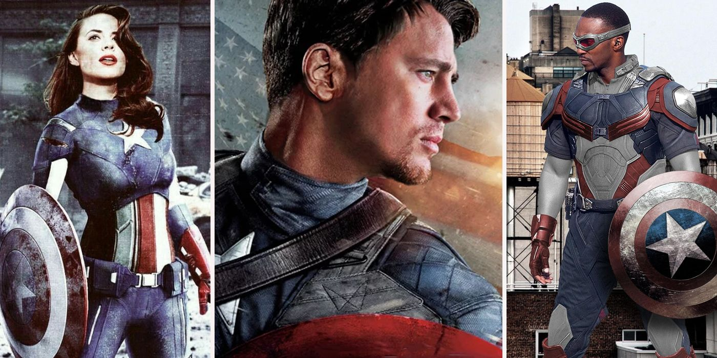10 Actors Who Could Replace Chris Evans Captain America And 10 We