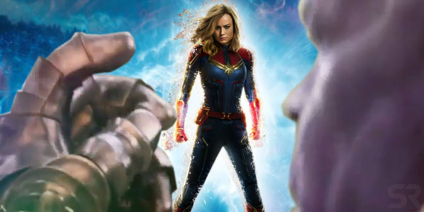 Avengers 4: Captain Marvel Powerful Enough To Resist Thanos' Snap?